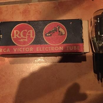 RCA Victor Electron Tube - Electronics