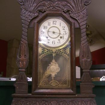 Odd Old Clock - Clocks