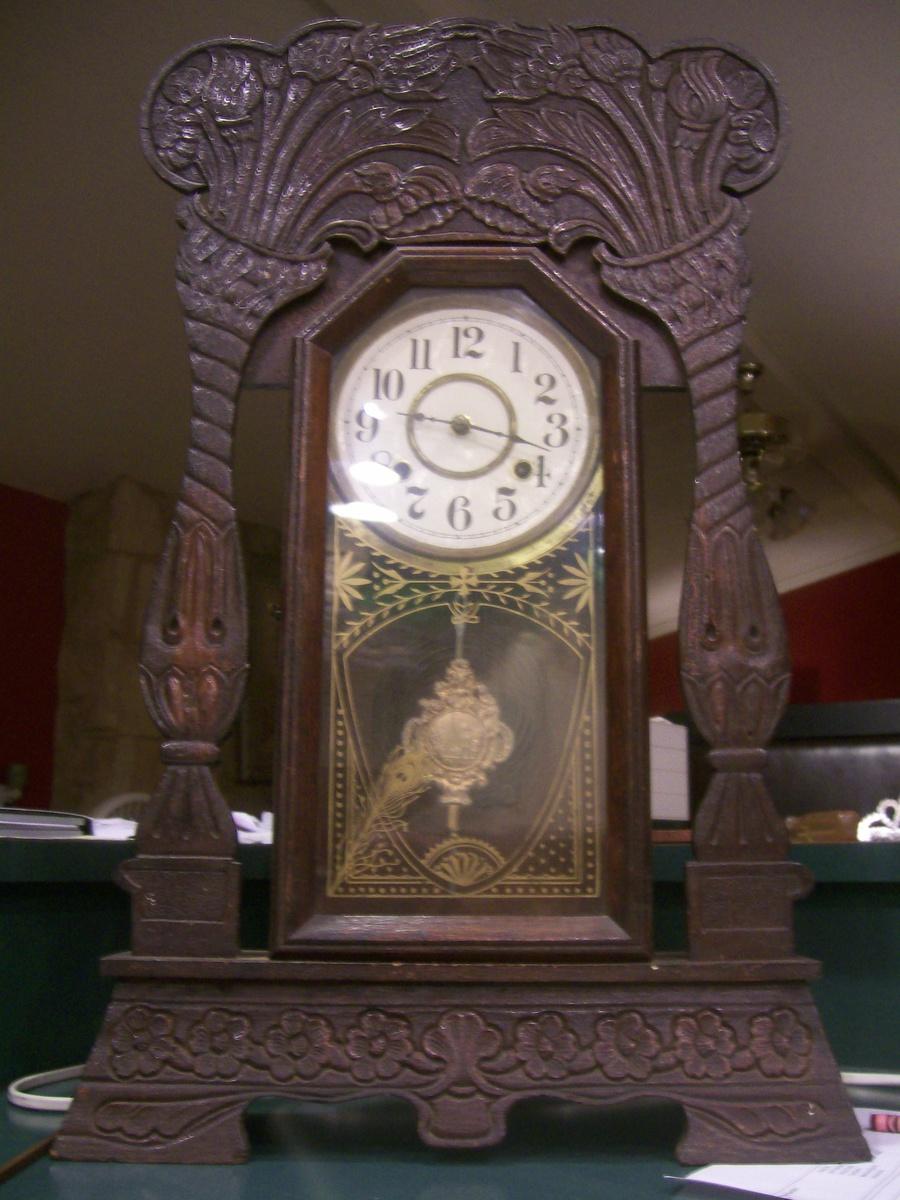 Odd Old Clock | Collectors Weekly