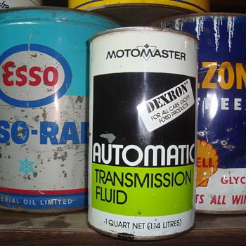 transmission   can - Petroliana