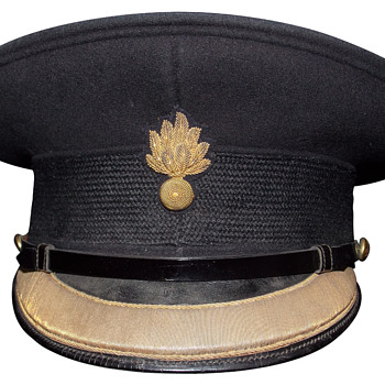 Second World War British Grenadier Guards Forage cap - Military and Wartime