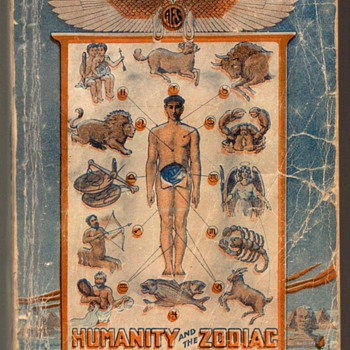 "1916 - ""Humanity and the Zodiac"" - Books"