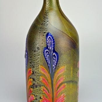 Aldo or Ermanno Nason / Galliano Ferro Murano Label - Art Glass