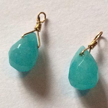 Old cut stones - Gemstones