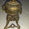 Oil or incense burner- Worlds Fair- Chicago I believe