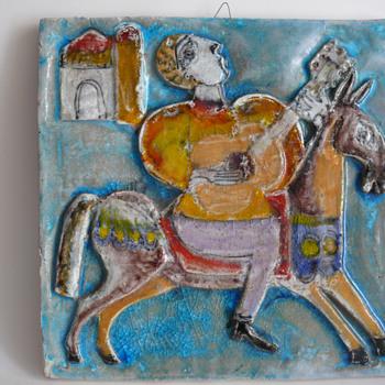 Giovanni Desimone I guess... - Pottery