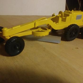 Hubley Road Grader - Toys