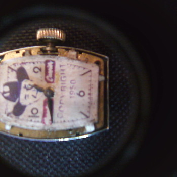 Ingraham Model L Hopalong Cassidy Watch?