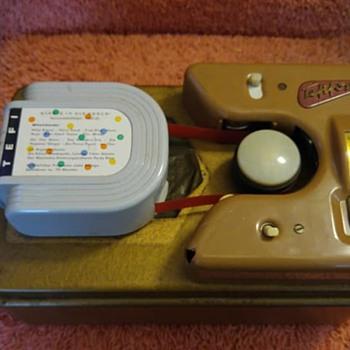 1950's German Tefifon - Electronics