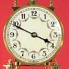 Schatz Standard 400 Day Clock, No Name on Dial, ca. 1950