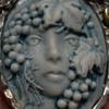 "Vintage Silver Brooch""Poisson Ivy"".925, Circa 1960-70"