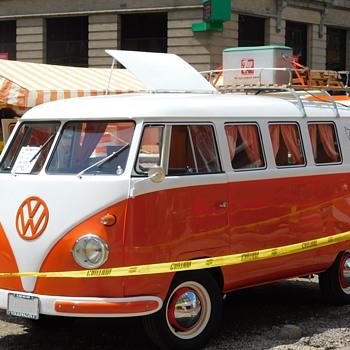 1958 Volkswagen Westfalia Bus  - Classic Cars