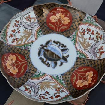 Another Imari Plate - Asian