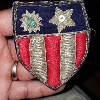 WW2 Shoulder Patch Help Identification - Military and Wartime