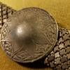 """Silver """"Armor"""" Type Belt"""