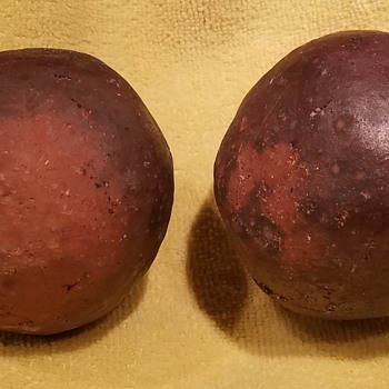 Japanese Dorodango Balls - Asian