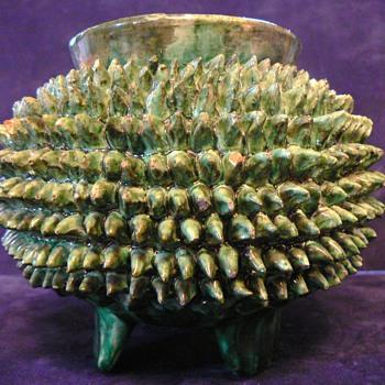 Ceramic Vase - Pottery