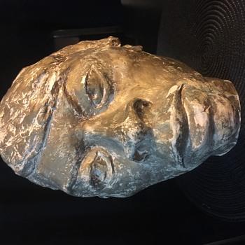Antique African American Female Head