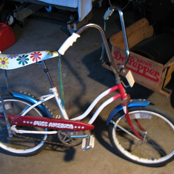 19?? Huffy Miss America Bicycle - Sporting Goods