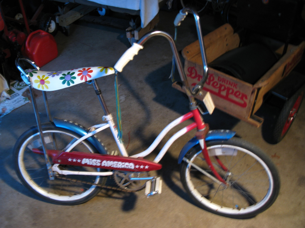 19?? Huffy Miss America Bicycle   Collectors Weekly