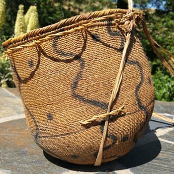 Yanomami Basket - Furniture