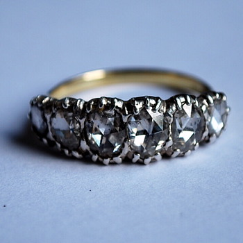 One of my Georgian favourite rings - Fine Jewelry