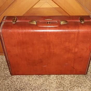 Vintage Samsonite Suitcase Mid Century - Bags