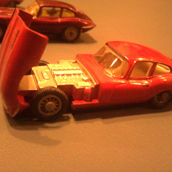 Rare 1/64 scale Meccano (Dinky Jr) Jagura with magnificant detail. - Model Cars