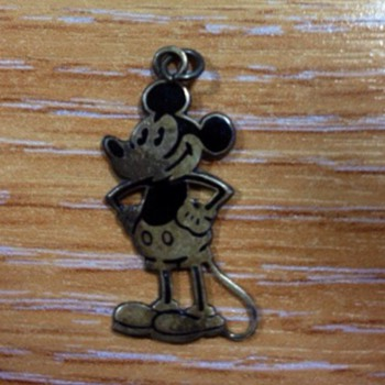 Vintage Charles Horner Mickey Mouse
