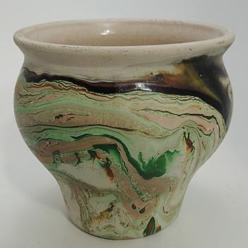 Nemadji Pottery - Vase - Pottery