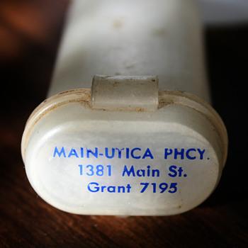 Vintage Pill Box from Buffalo, NY