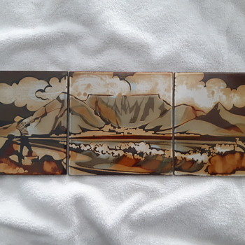 Liebermann Pilkington Tiles (I think)!! - Pottery