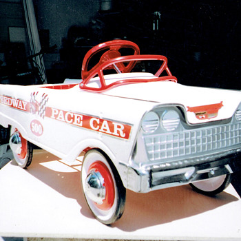Flat nose murry Pedal car - Toys