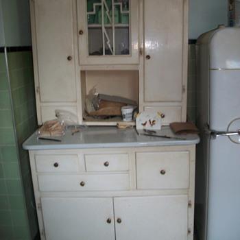 hoosier cabinet - Furniture