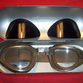 military aviation Goggles  - Military and Wartime