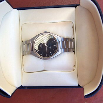Vintage Omega Seamaster Watch - Wristwatches