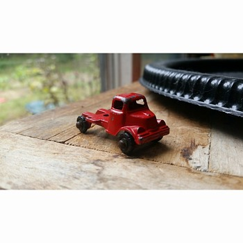Teeny Truck.  - Model Cars