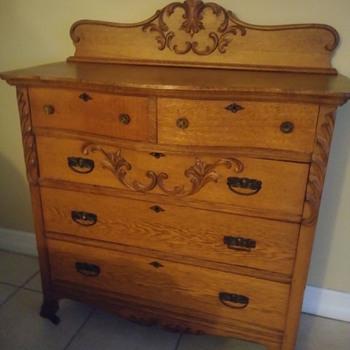 Antique?? - Furniture