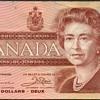 Canada - (2) Dollar Bank Note - Bird Series