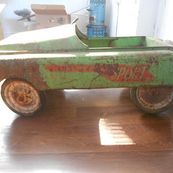 Found in my dads garage - Model Cars