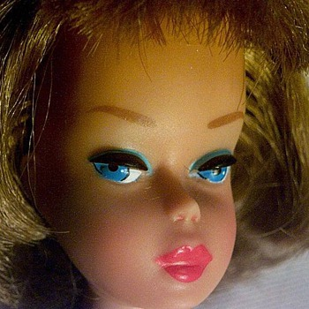 My Favorite Hi Color Barbie American Girl c 1966 - Dolls