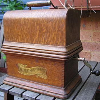 Columbia BK Jewel C 1906 Graphophone