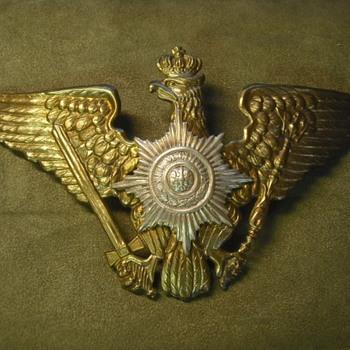 Imperial German Guard Eagle – Real or Memorex?
