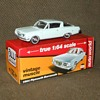 Auto World True 1:64 Scale 1964 Plymouth Barracuda
