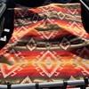 Vintage Beaver State Pendleton blanket