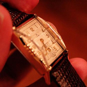 Monarch De Luxe Watch - Wristwatches