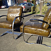 Hoffman/Howell Art Deco Chair?