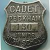 Peckham Junior High School Cadet Badge