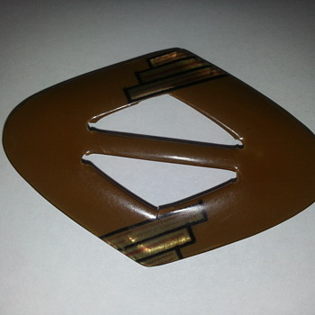 MADE IN GERMANY SCARF CLIP