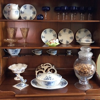 Memere's hutch - China and Dinnerware